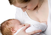 Women Who Breast-Feed Less Likely to Have MS Relapse: Study