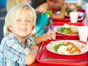 New School Lunch Program Lets Kids Select More Nutritious Meals